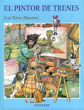 9788424133429: El Pintor de Trenes
