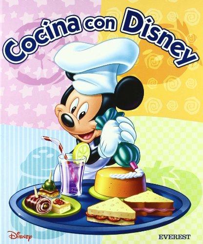 9788424133771: Cocina con Disney