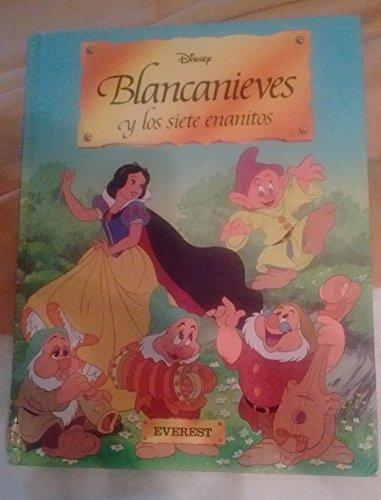 9788424133832: Blancanieves y los siete enanitos (Nueva antología Disney)