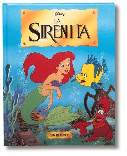 9788424133870: La sirenita (Nueva antología Disney)
