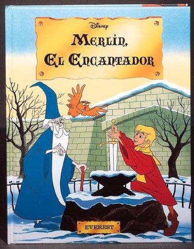 9788424133931: Merlín, el encantador (Nueva antología Disney)
