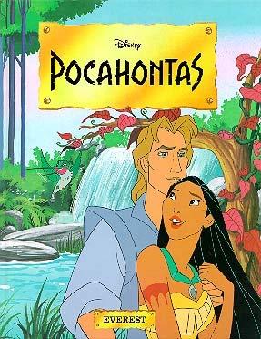 9788424133993: Pocahontas (Nueva antología Disney)