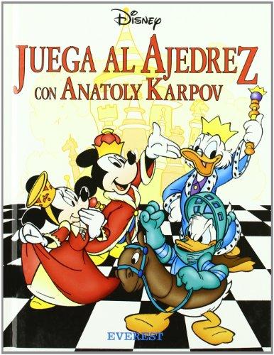 Juega al ajedrez con Anatoly Karpov: Varios Autores