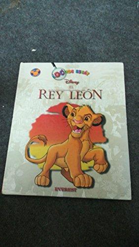 9788424134921: El Rey León (¿Dónde está?)