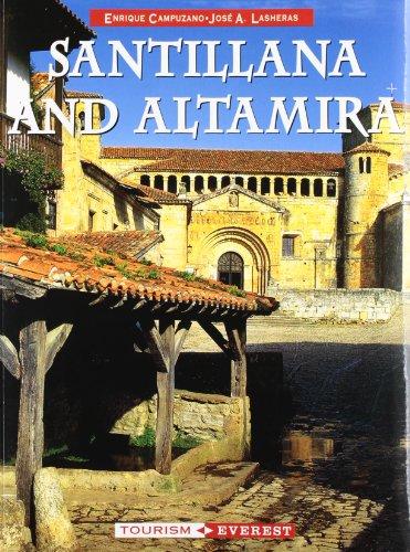 Santillana and Altamira: Lasheras, Jose Antonio;