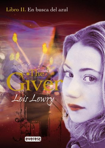 9788424136079: En busca del azul. Libro II. The Giver
