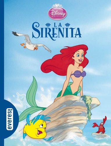 9788424141394: La Sirenita (Clásicos Disney)