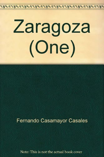 ZARAGOZA. English Full Color Edition.