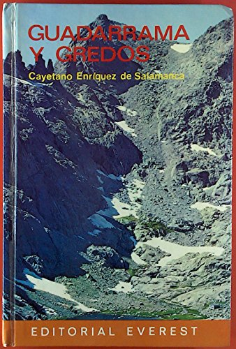 9788424144159: Guadarrama y Gredos (Coleccion Guias artistico-turisticas Everest) (Spanish Edition)
