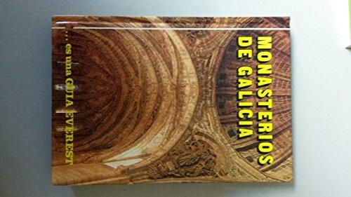 """9788424144593: Monasterios de Galicia (Colección """"Guías Everest"""") (Spanish Edition)"""