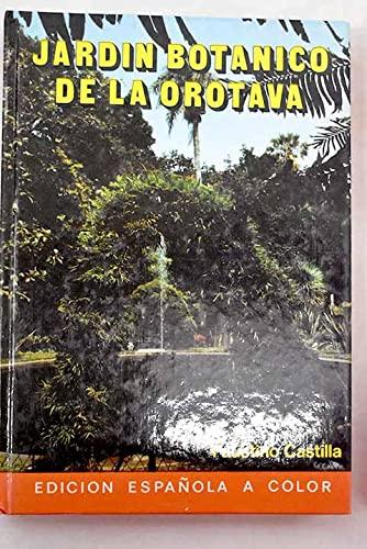 Jardin Botanico De La Orotava: Textos: Andres Garcia