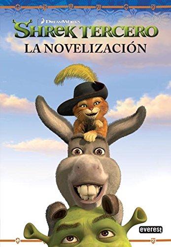 9788424148652: Shrek Tercero. La novelización (Shrek 3)