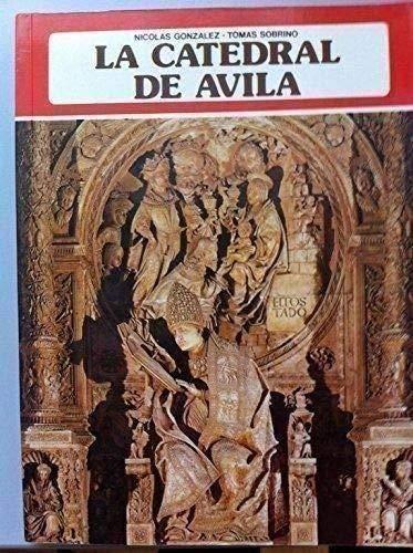 9788424148720: La catedral de Ávila