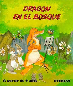 Dragon En El Bosque (Spanish Edition) (9788424150976) by Kincaid, Lucy
