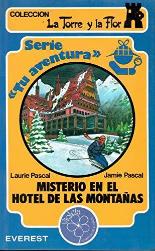 Misterio en el Hotel de las montañas: Laurie Pascal y