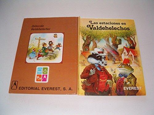 9788424152703: Estaciones En Valdehelecho, Las (Spanish Edition)