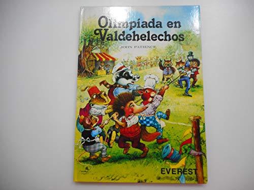 9788424152727: Olimpiada en Valdehelechos/La nueva casa del señor Robin