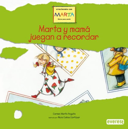 9788424153908: Marta y mama juegan a recordar/ Martha and Mama Play a Memory Game (Growing Up With Marta) (Spanish Edition)