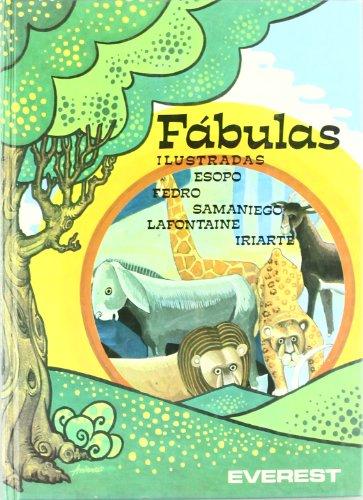 9788424154141: Fabulas Ilustradas/Illustrated Fables (Spanish Edition)