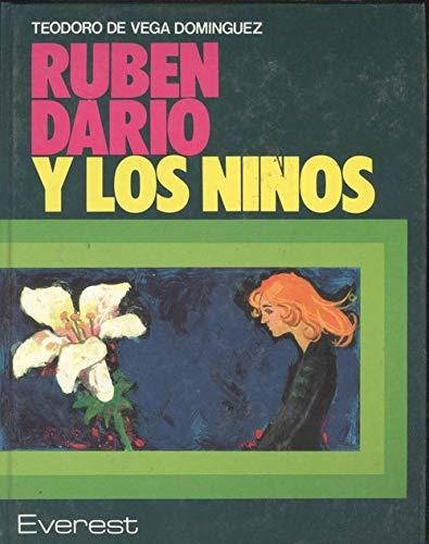 9788424154455: Rubén dario y los niños