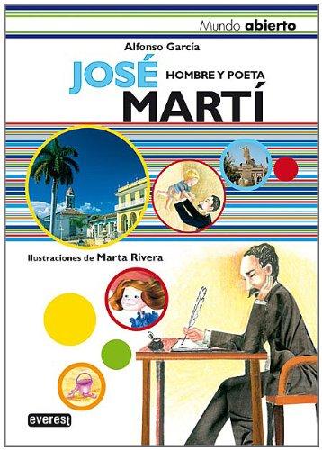 9788424155438: Jose Marti hombre y poeta/ Jose Martine Man and Poet (Spanish Edition)