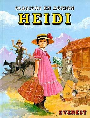 Heidi / Heidi (Spanish Edition) (Clasicos En: Johanna Spyri
