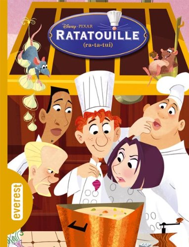 9788424158514: Ratatouille (Clásicos Disney)
