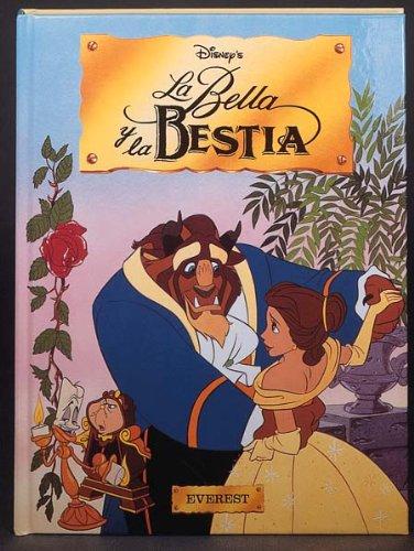 9788424158798: La Bella y la Bestia (Nueva antología Disney)