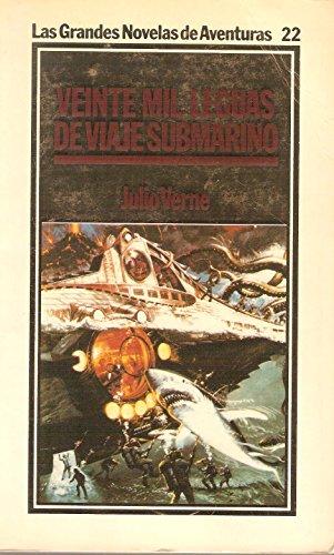 9788424159221: Veinte mil leguas de viaje submarino