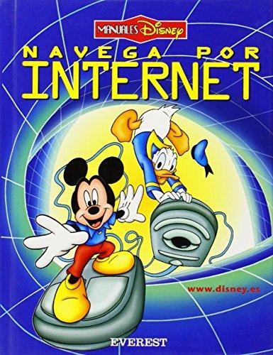 9788424159986: Navega por Internet (Manuales Disney)
