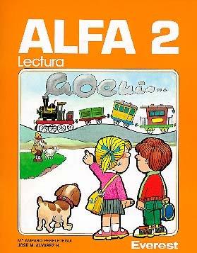 9788424161668: METODO ALFA CARTILLA DE LECTURA 2