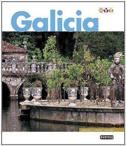 9788424166564: Galicia Monumental y Turística