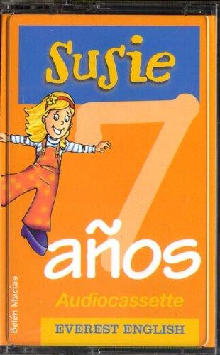 9788424166656: Susie 7 años. Audiocassette (Proyecto Susie. English educación infantil y primaria)