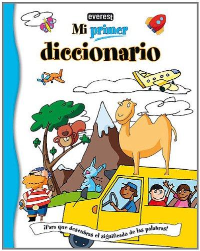 9788424168438: Mi Primer Diccionario (Spanish Edition)