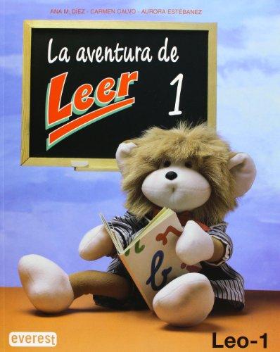 9788424168711: La aventura de leer. Leo 1 - 9788424168711