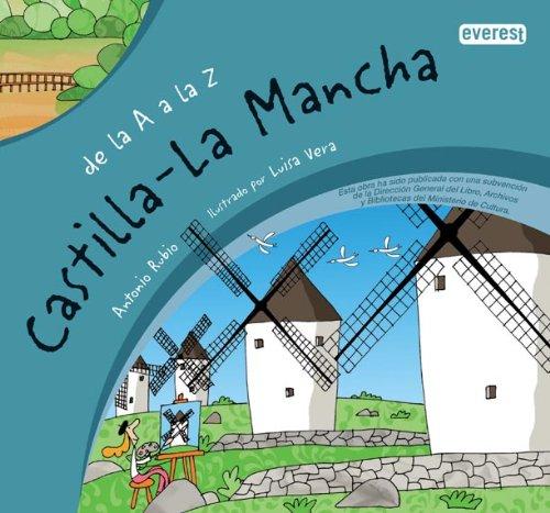 9788424169718: De la A a la Z. Castilla La Mancha
