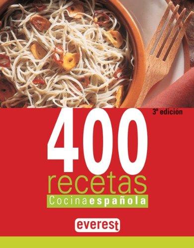 9788424170936: Cocina Espanola 400 Recetas/ Spanish Cooking, 400 Recipes (Spanish Edition)