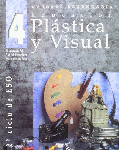 9788424171605: Plástica y visual 4: Segundo ciclo de ESO. - 9788424171605
