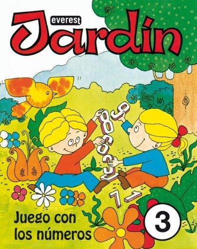9788424172671: Jardin 3 : Juego Con Los Numeros