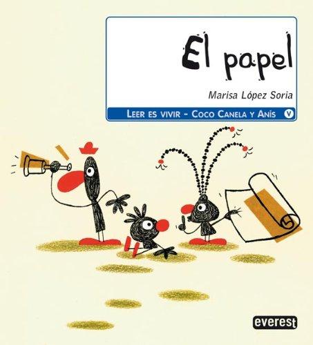 9788424172725: El papel (Coco, Canela y Anís)