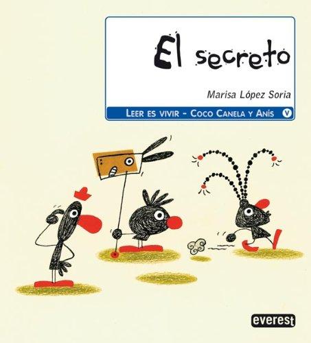 9788424173869: El secreto (Coco, Canela y Anís)