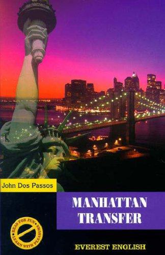 9788424177591: Manhattan transfer (Everest English Readers)