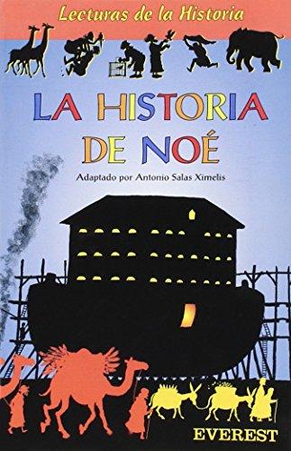 9788424178291: La historia de Noé (Lecturas de la historia)