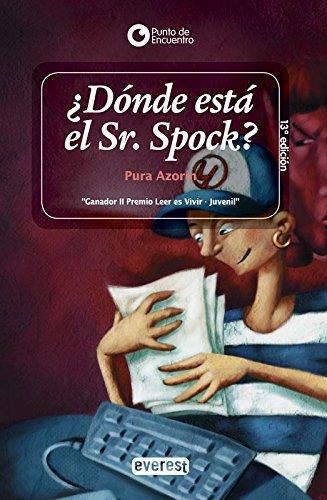9788424178949: ¿Dónde está el Sr. Spock? (Punto de encuentro)