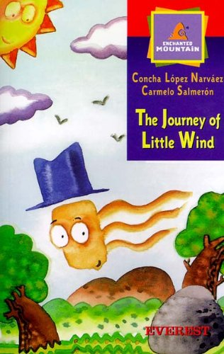 9788424180393: The journey of little wind