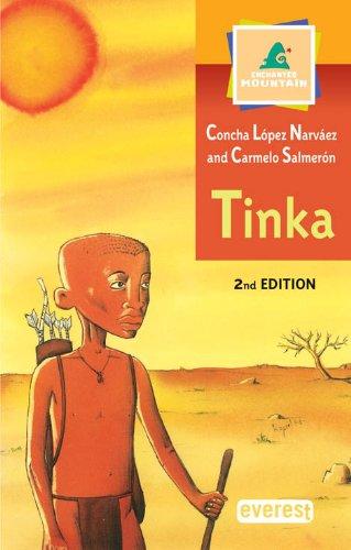 9788424180492: Tinka (Montaña encantada/Idiomas)
