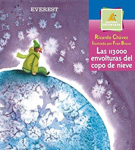 9788424180553: Las 113.000 envolturas del copo de nieve (Montaña encantada)