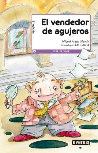 9788424180713: El Vendedor De Agujeros / The Hole Peddler (Spanish Edition)