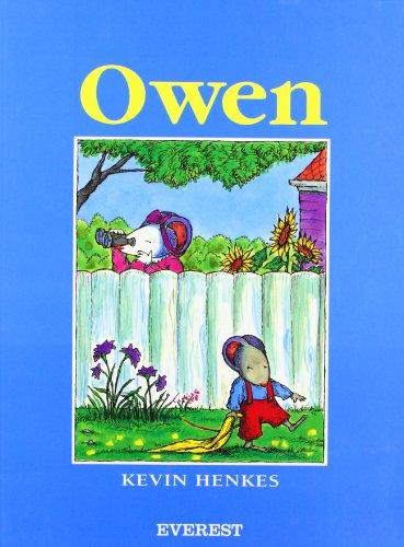 9788424180799: Owen (Rascacielos)