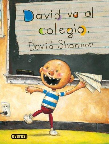 9788424181154: David Va Al Colegio/David Goes to School